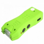 5 Million Flashlight LED Green Stun Gun Safety Switch