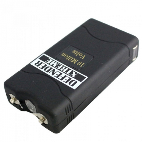 10 Million Volt Black Stun Gun