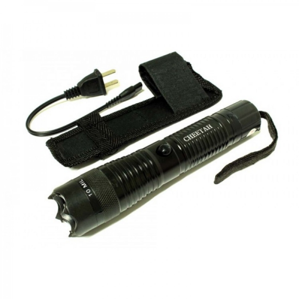 10 Million Flash Light Style Stun Gun with Led Light