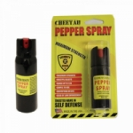 2 OZ CHEETAH PEPPER SPRAY