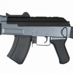 CM037-NB AK-47 BETA SPETSNAZ TACTICAL CQB AEG (BK), NO BATTERY/CHARGER