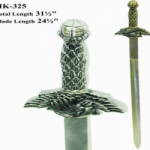 31''  Raven Sword is a great collectors item by  Archaic Arms