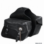 Saddle Bag 17x10x6