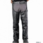 Mens Leather Chap