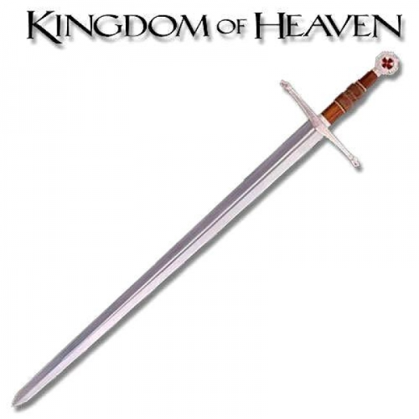 Kingdom of Heaven Sword with Wrapped Handle